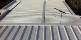 Krov, postavljanje antene
